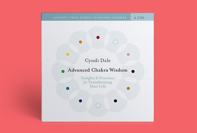 Advanced Chakra Wisdom Cover